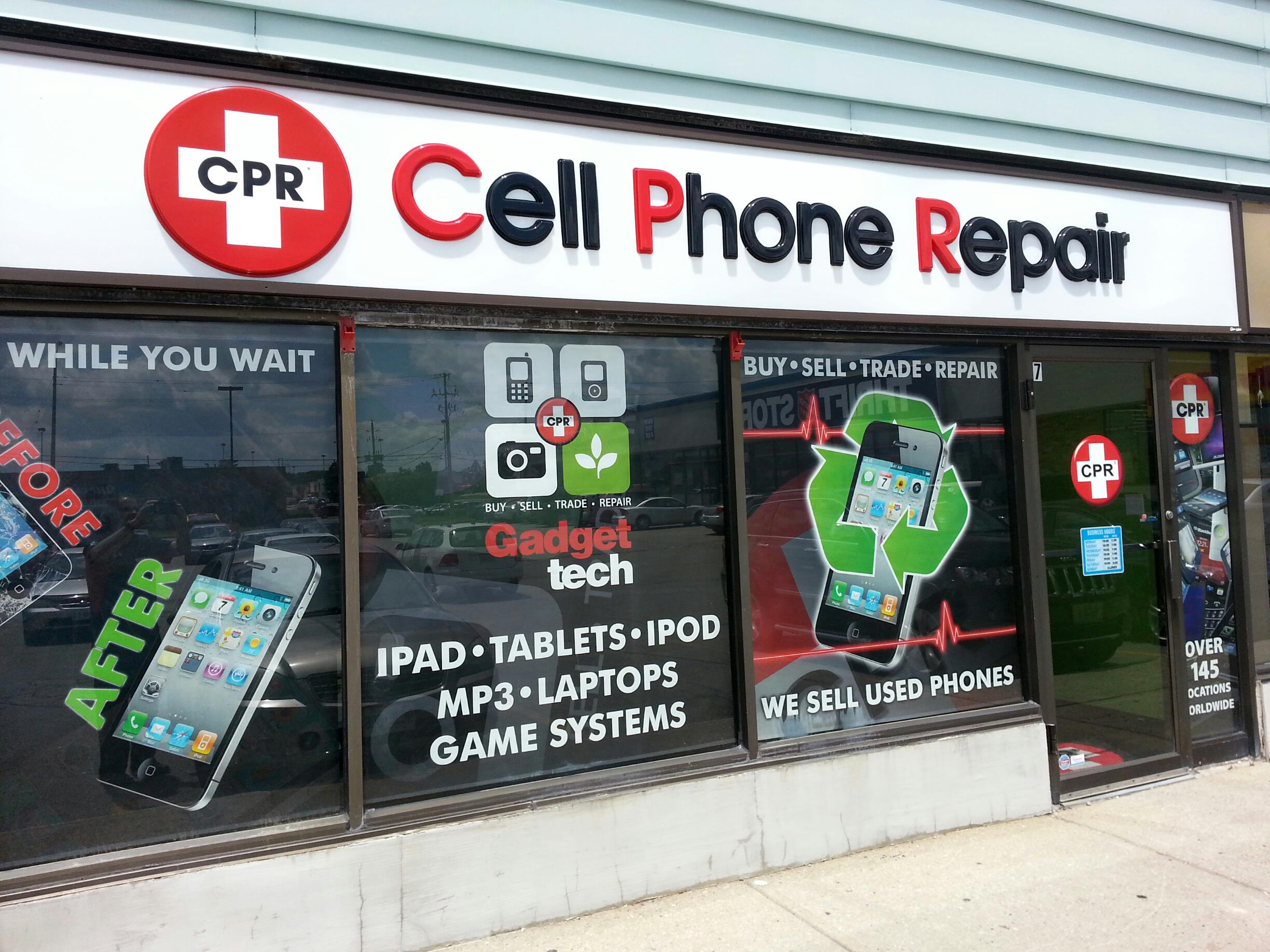 Cpr Cell Phone Repair Cambridge In Cambridge On