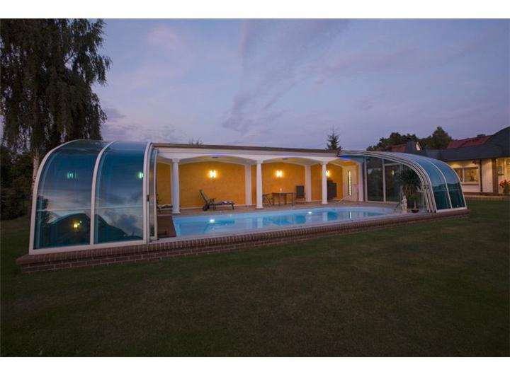 Pool Enclosure Aquacomet Abri De Piscine In Sherbrooke Qc
