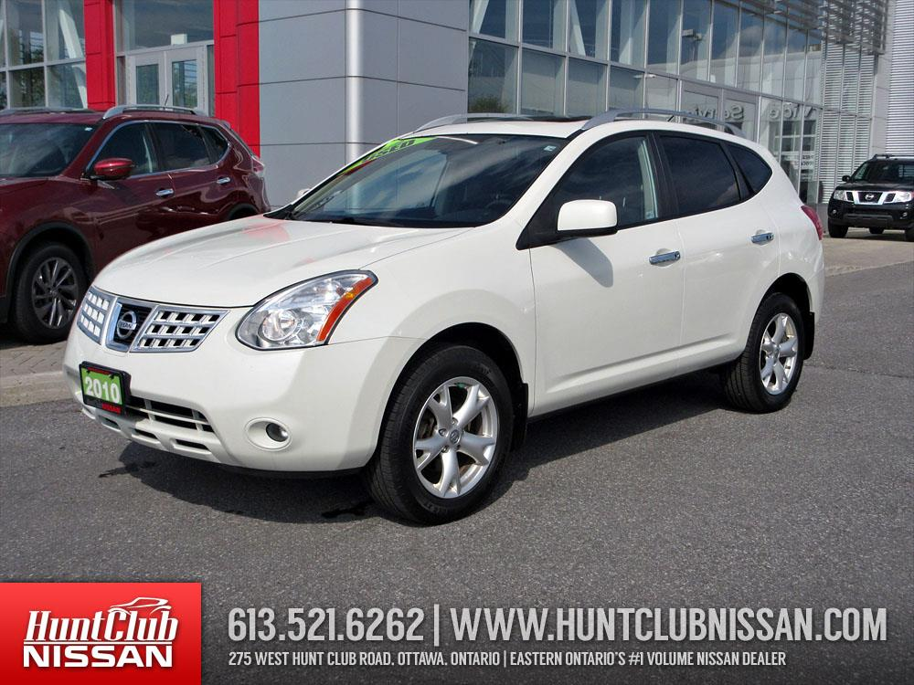 hunt club nissan in ottawa on