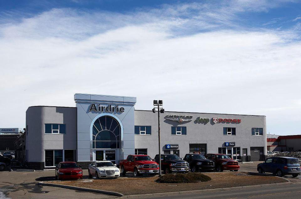 Airdrie Chrysler Dodge Jeep Ram in Airdrie, AB