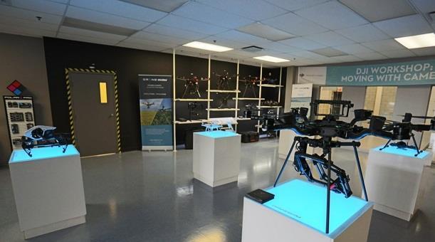 Drone volt canada inc in laval qc for Bureau en gros hours