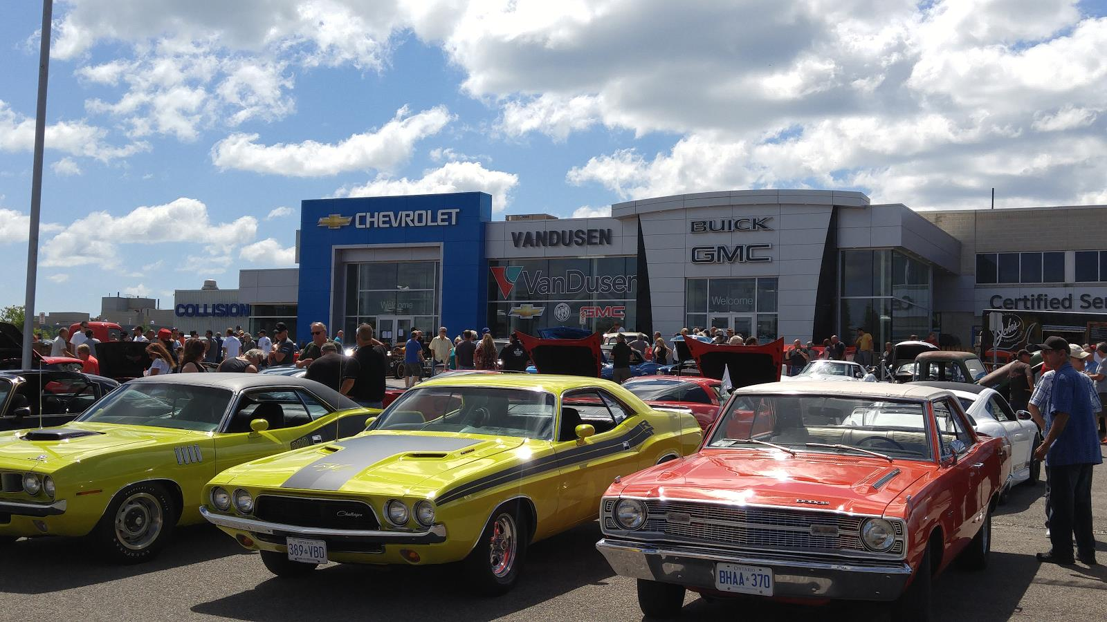 Vandusen Chevrolet Buick Gmc In Ajax On