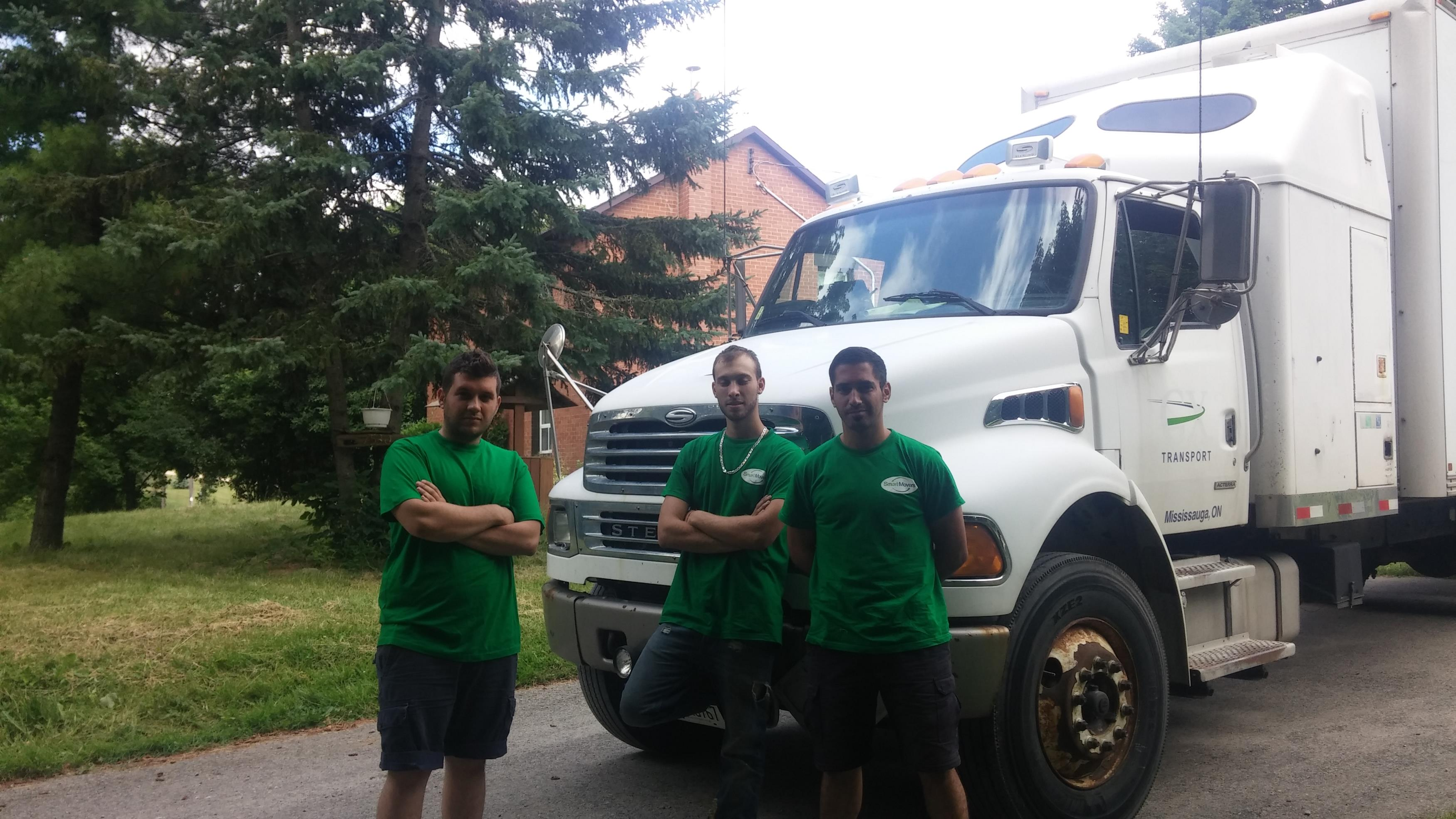 Smart Movers Richmond Hill In Richmond Hill On