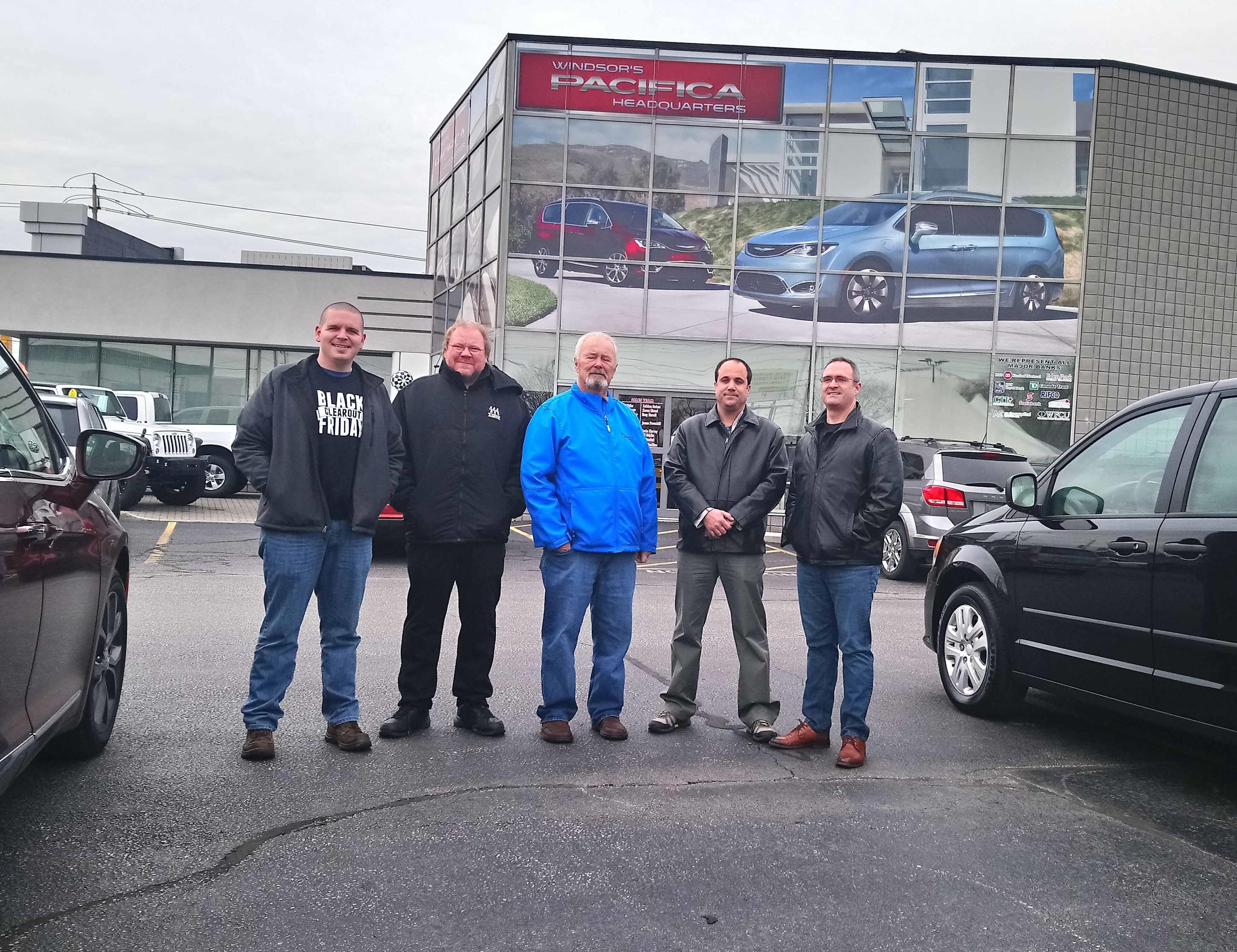 Motor City Chrysler In Windsor On
