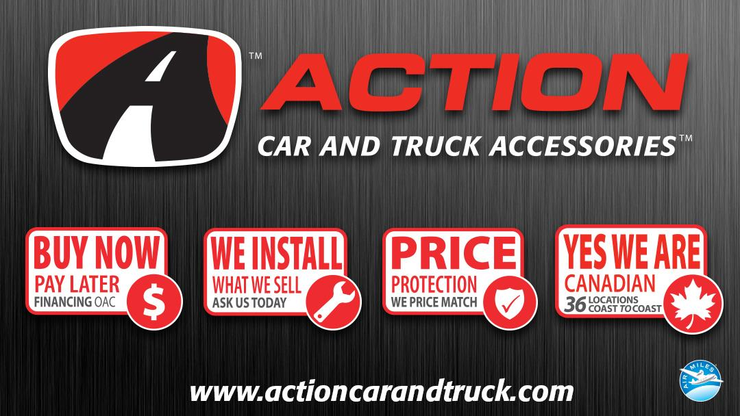 Action Car And Truck Accessories Moncton In Moncton Nb