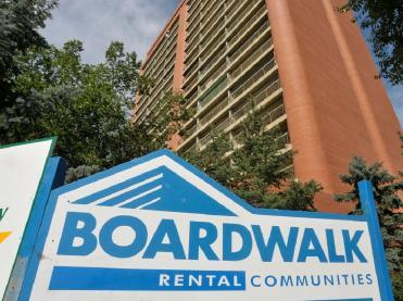 Boardwalk real estate investment trust options