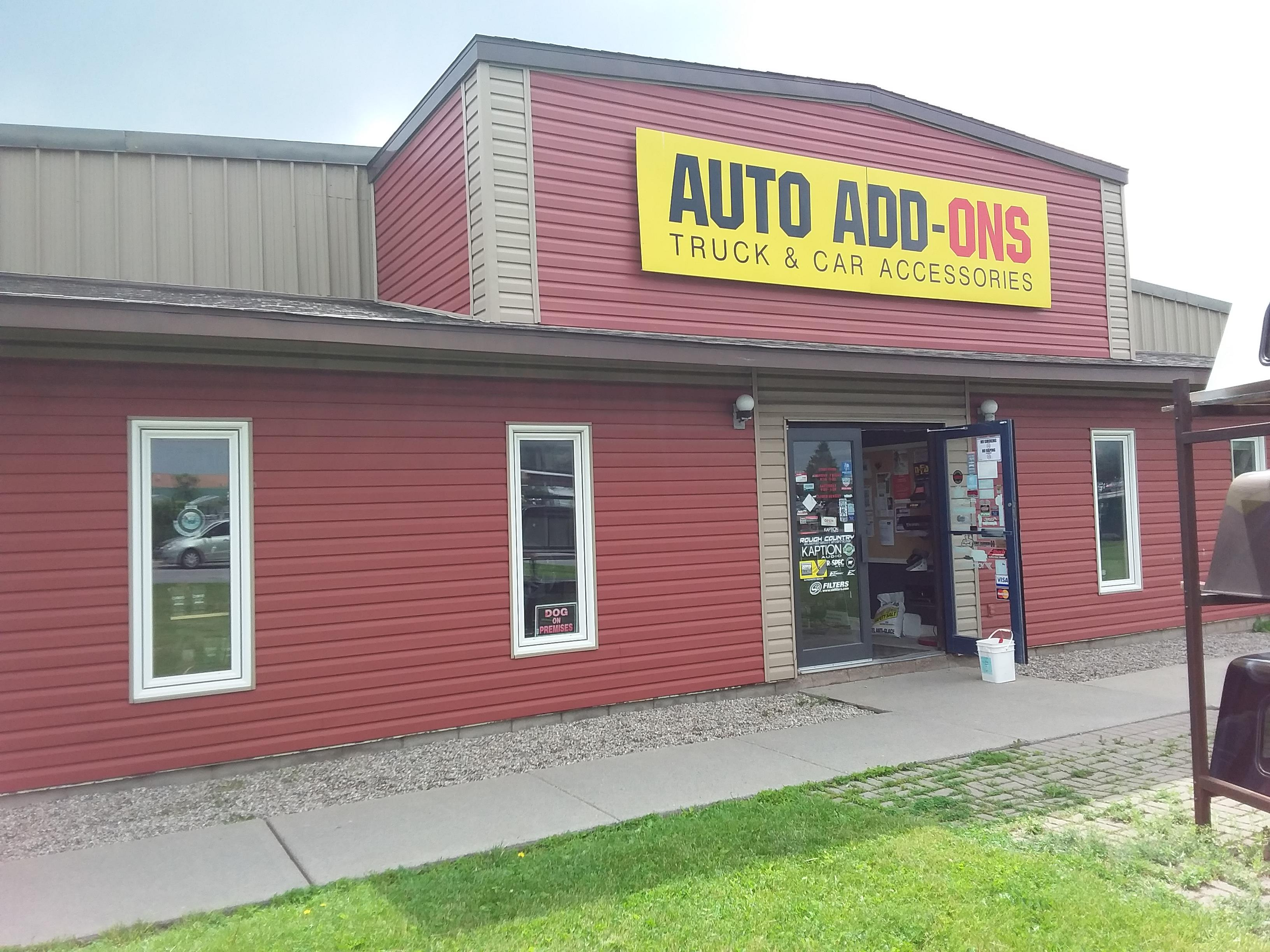 Auto Add-Ons in Kingston, ON