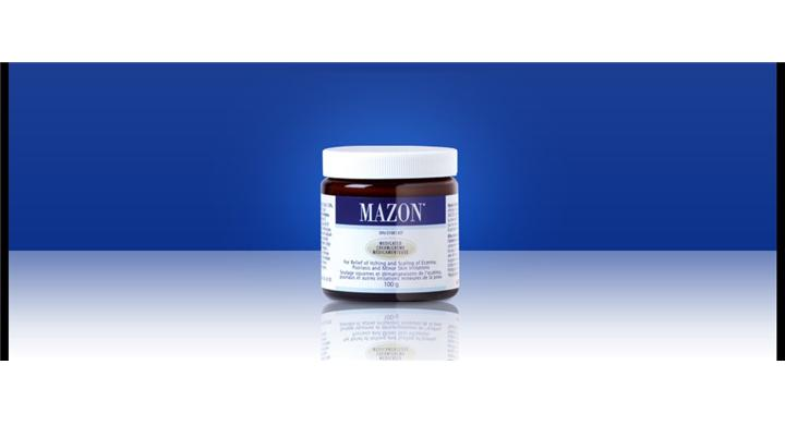 Mazon Medicated Cream In Pickering On